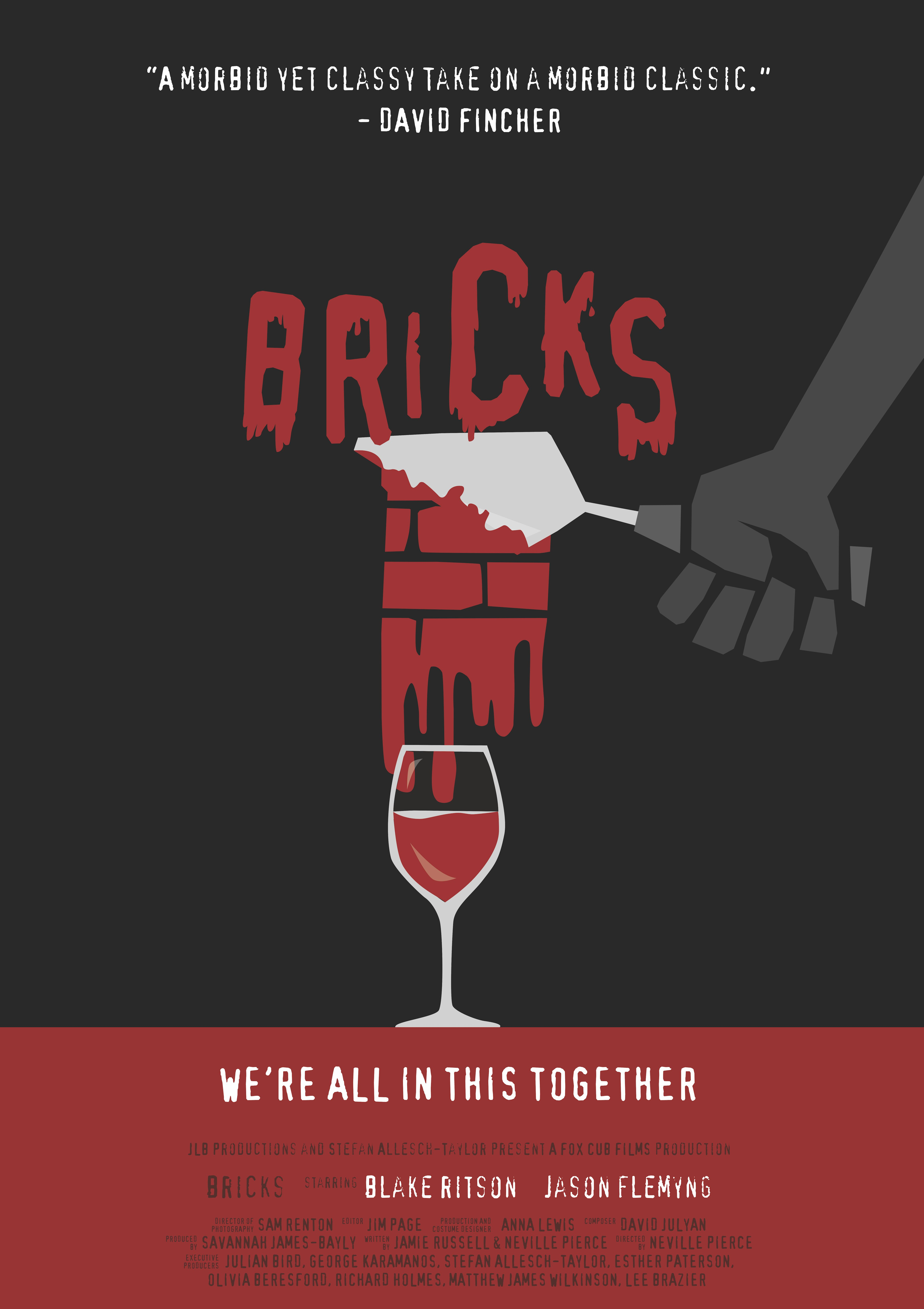 A Tense Thriller About Wealth Wine And The Art Of Bricklaying Bricks Updates Edgar Allan Poe S Classic Reve Movie Posters Free Movies Online Hd Movies Online