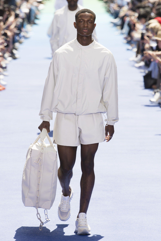 f5be88411b Louis Vuitton Spring 2019 Menswear Fashion Show in 2019 | runway etc ...