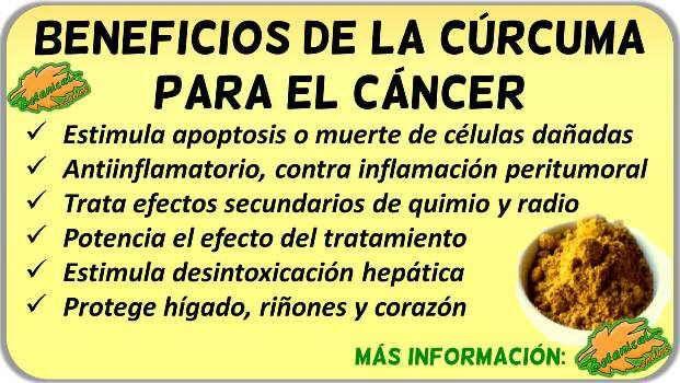 cancer en el higado tratamiento natural