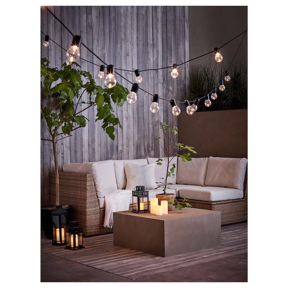 Idee von BLYE auf Balcones in 2020 Lounge möbel, Ikea