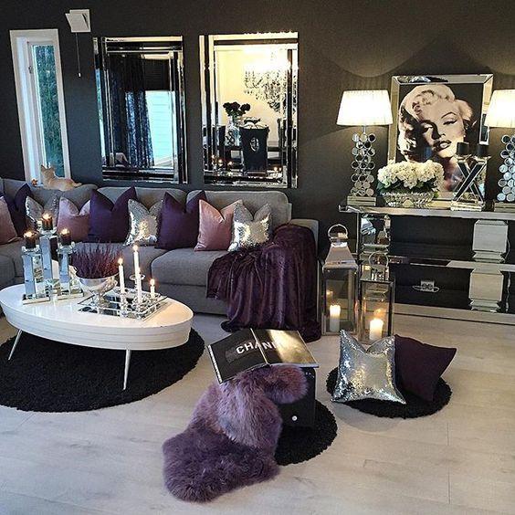 Photo of Idee, Ihrem Wohnzimmer Charme zu verleihen, #Charme #Idee #Ihrem #verleihen #W …