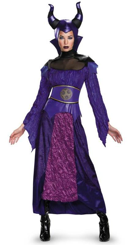 Descendants Maleficent Adult Costume Sleeping Beauty Villain Halloween