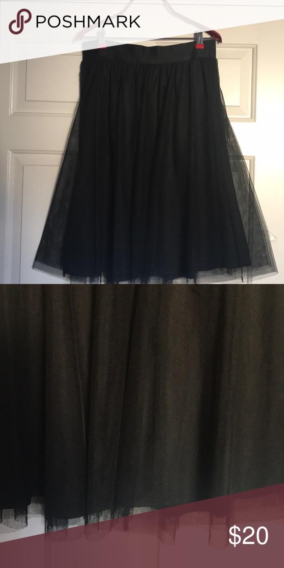 f38eabcfa7 Spotted while shopping on Poshmark: Tulle skirt! #poshmark #fashion  #shopping #style #Express #Dresses & Skirts