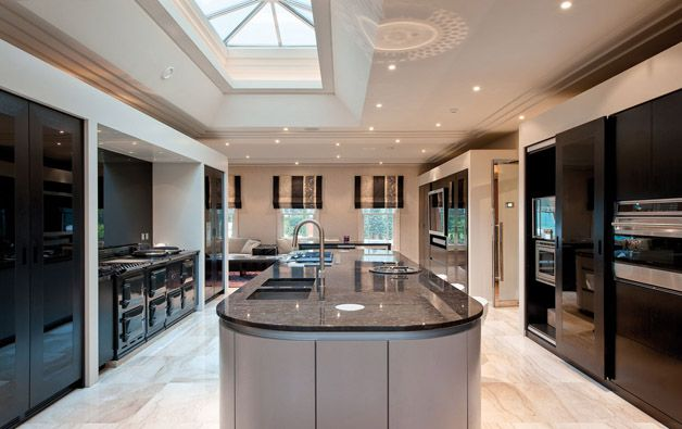 Bespoke Luxury Property Kitchens