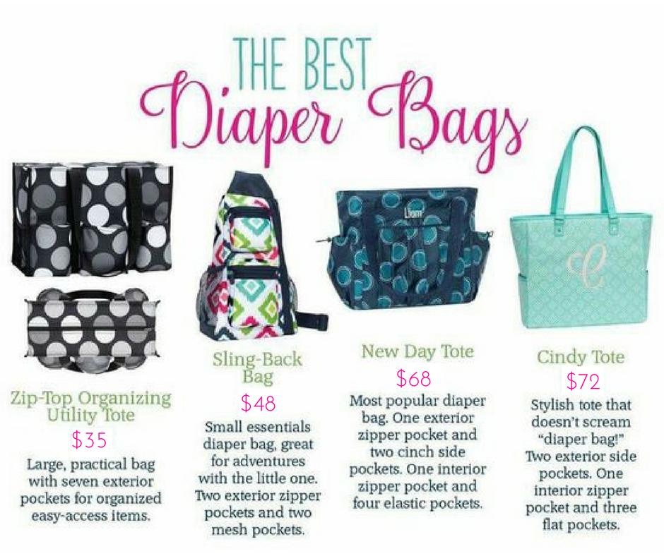 Thirty One Gifts Diaper Bag Options Thirtyone