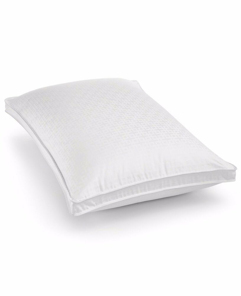 Hotel Collection European Goose Down Soft Support Standard Queen Pillow 300 Hotelcollection Goose Down Pillows Hotel Collection King Pillows