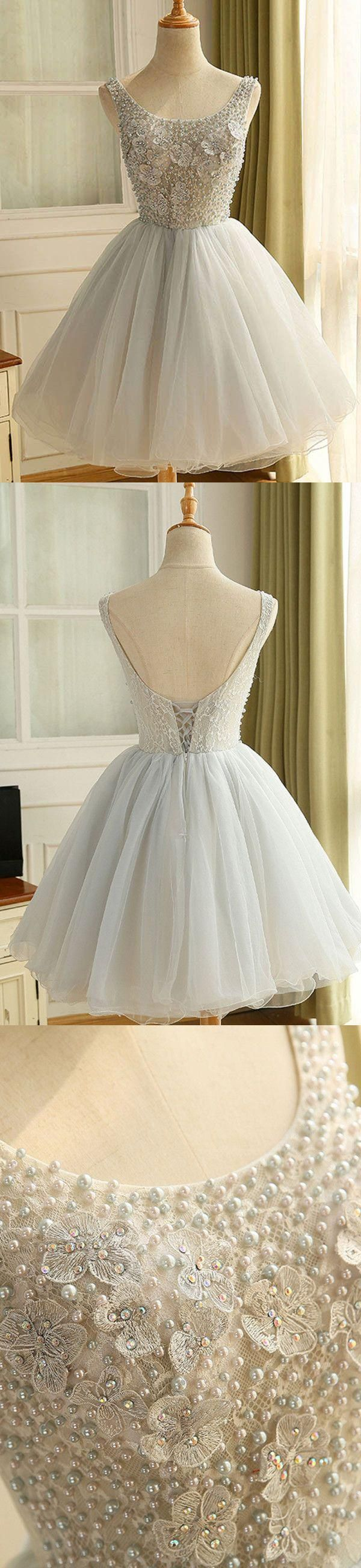 Cheap substantial prom dresses short beautiful prom dresses silver