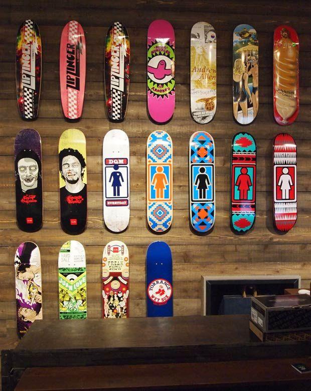 united kingdom big discount sale clearance prices Vans DQM General | Skateboard room, Skateboard shop ...