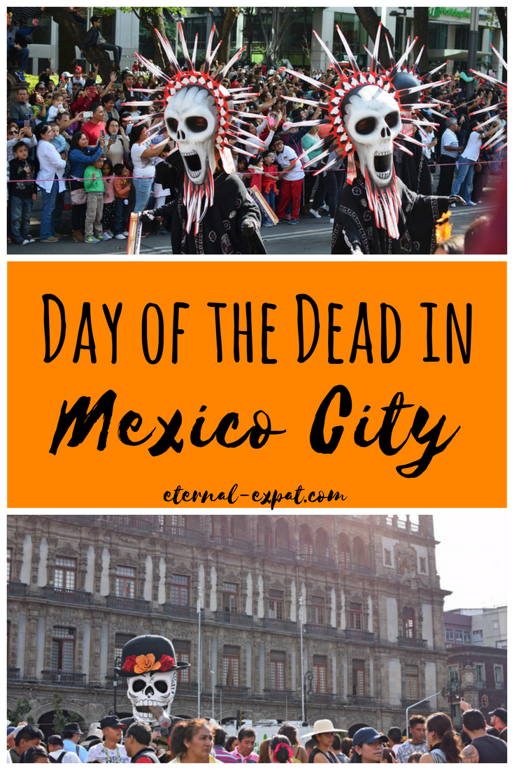 Day Of The Dead In Mexico City 2019 UPDATE: What You