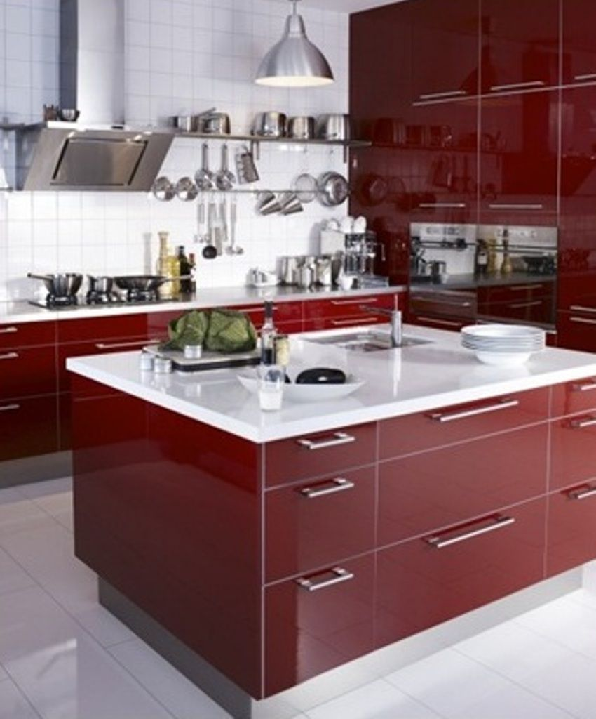 Nothing Found For Reasons For Why Choosing Ikea Red Kitchen Decor Contemporary Kitchen Furniture Kitchen Cabinets Materials