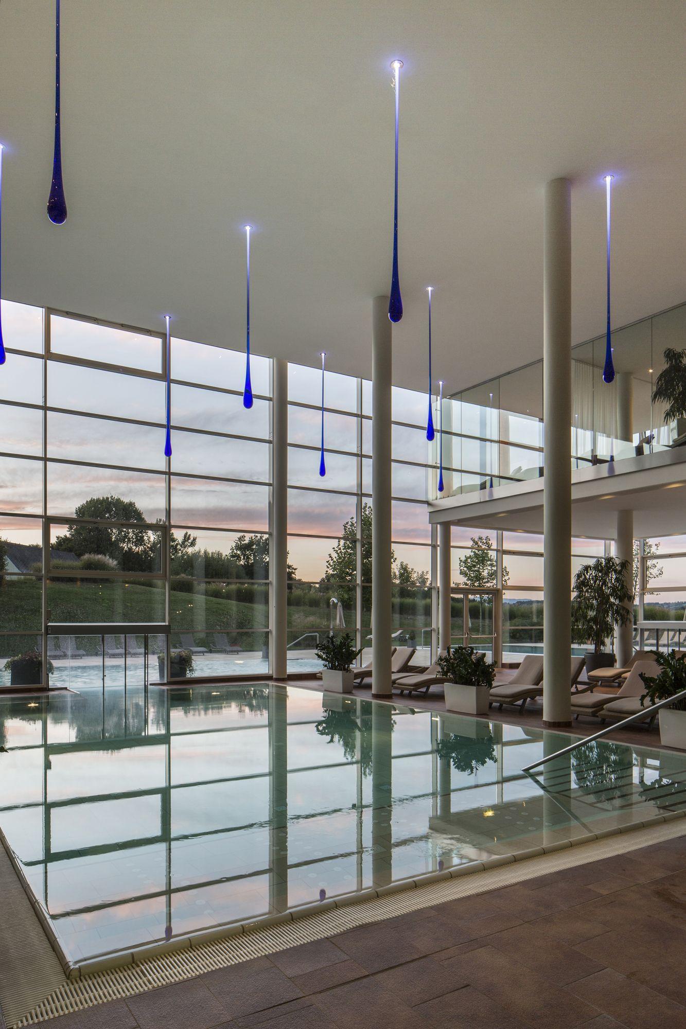 Wellness & #SPA Highlights auf 2500 m²   SPA-Bereich AQUAPURA