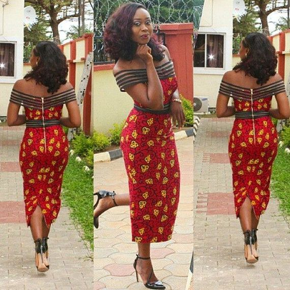 les 25 meilleures id es de la cat gorie robe africaine moderne sur pinterest mode africaine. Black Bedroom Furniture Sets. Home Design Ideas