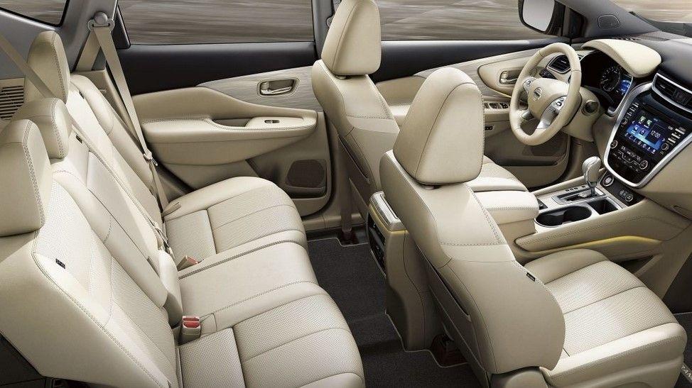 2019 Nissan Murano interior | LuxuryCarsReport | Nissan ...