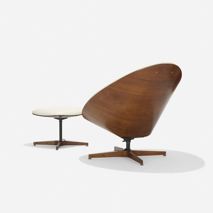 Lot 188 George Mulhauser Lounge Chair