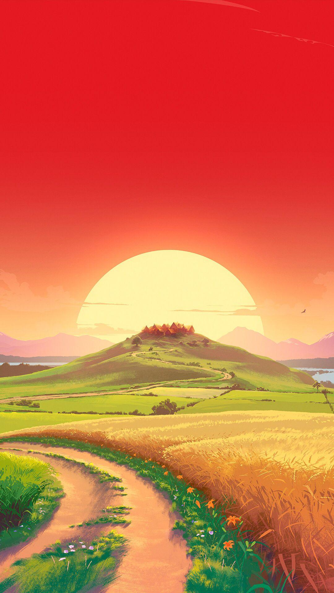 Pin By Yuu Chan On Fondos Para Iphone Landscape Wallpaper Scenery Wallpaper Hd Nature Wallpapers