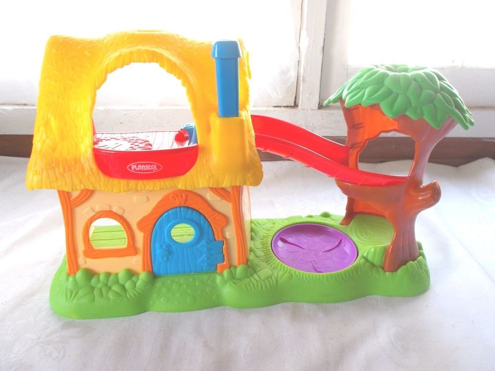 Playskool Weebles Musical Treehouse Part - 17: Playskool Weebles Musical Tree House (Hasbro) - 05010994509637