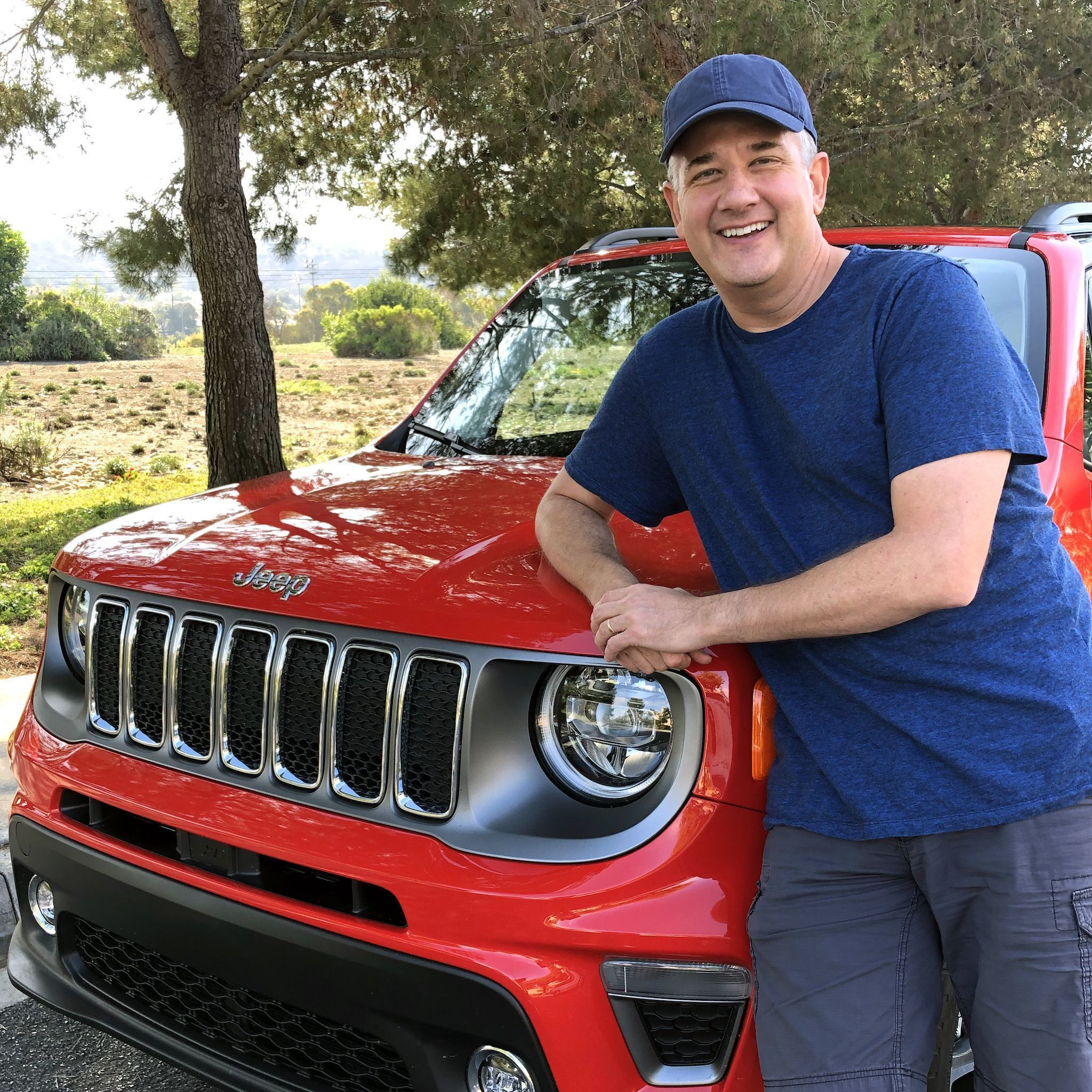 The Jig Is Up The News Is Out Jeep Dropped Off A Brand Spankin New 33k Renegade Limited 4x4 Suv For Me To Play With For A Jeep Renegade Jeep Renegade