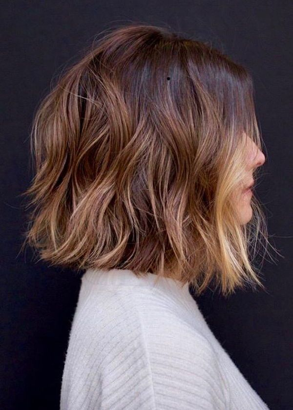 10 Most Stunning Blonde Short Hairstyles And Haircuts For You In 2020 Have A Look In 2020 Choppy Bob Hairstyles Bob Hairstyles Thick Hair Styles