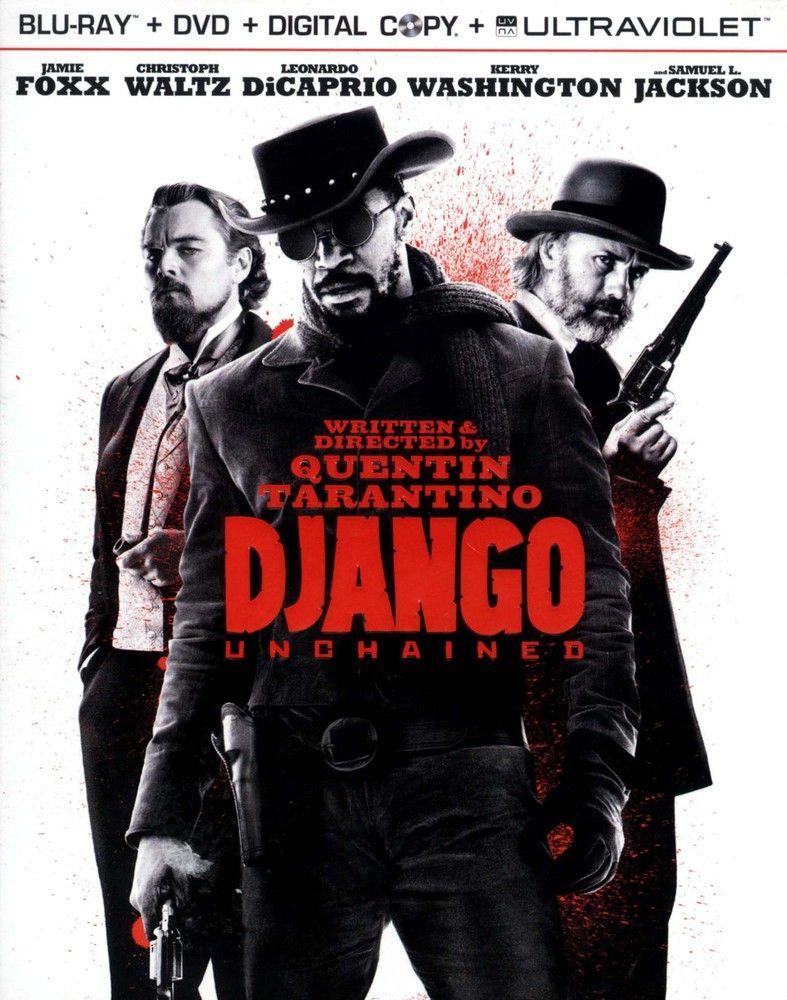 Django Unchained [2 Discs] [Includes Digital Copy] [Blu-ray/DVD] [2012] #bluray