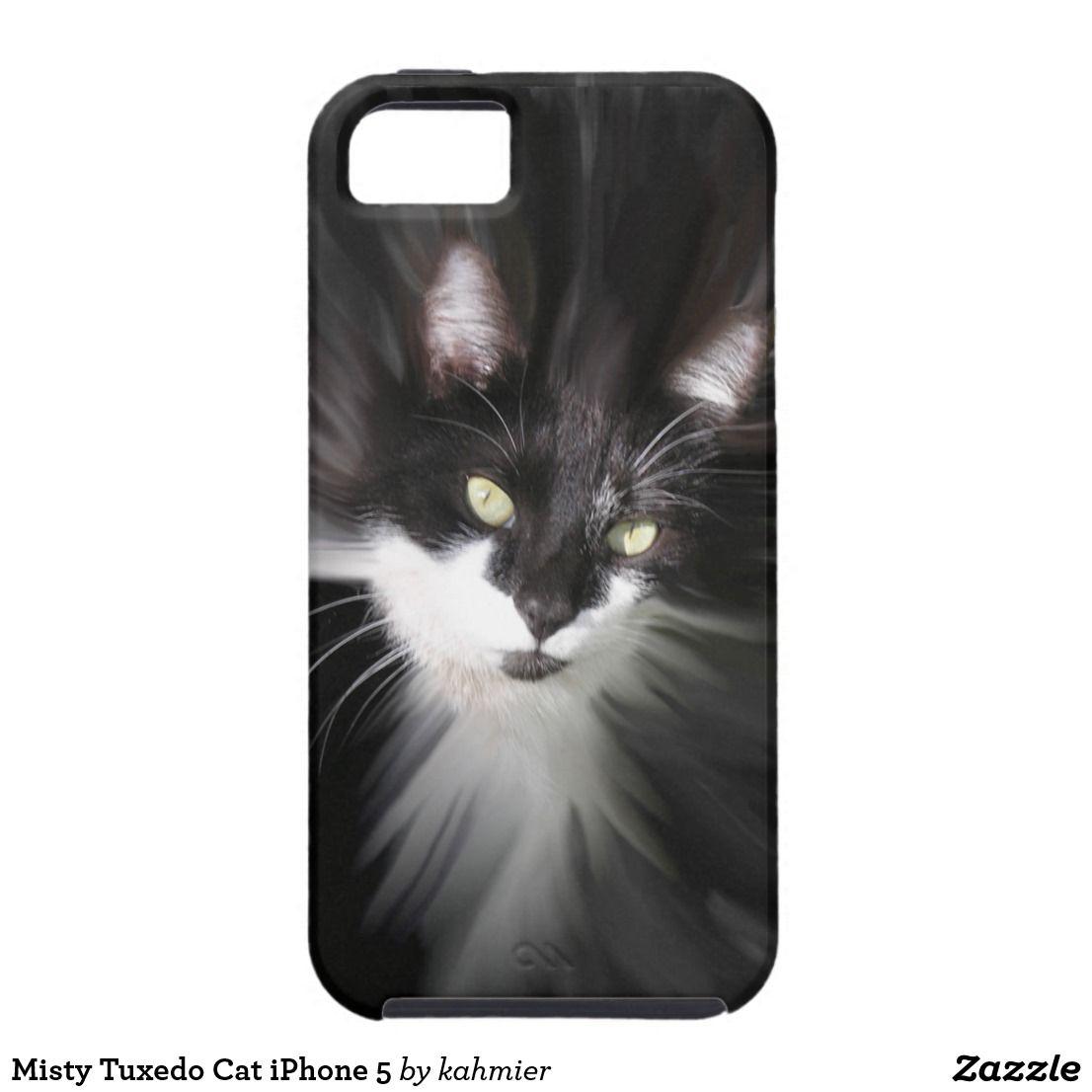 Create Your Own Iphone Ipad Case Zazzle Com Cats Iphone Cats Iphone Cases Tuxedo Cat