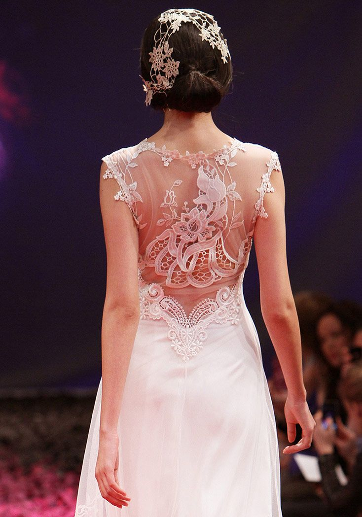 Claire Pettibone | Sonata | Still Life Collection (back details)