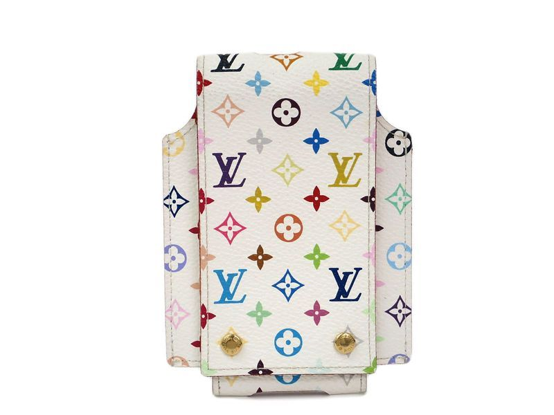 #LOUISVUITTON Etui Pod Portable Player Holder Multicolor M60014 (BF099587). Authenticity guaranteed, free shipping worldwide & 14 days return policy. Shop more #preloved brand items at #eLADY: http://global.elady.com