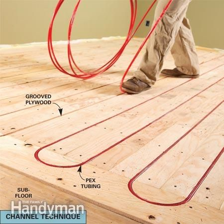 Electric Vs Hydronic Radiant Heat Systems Plancher Plancher