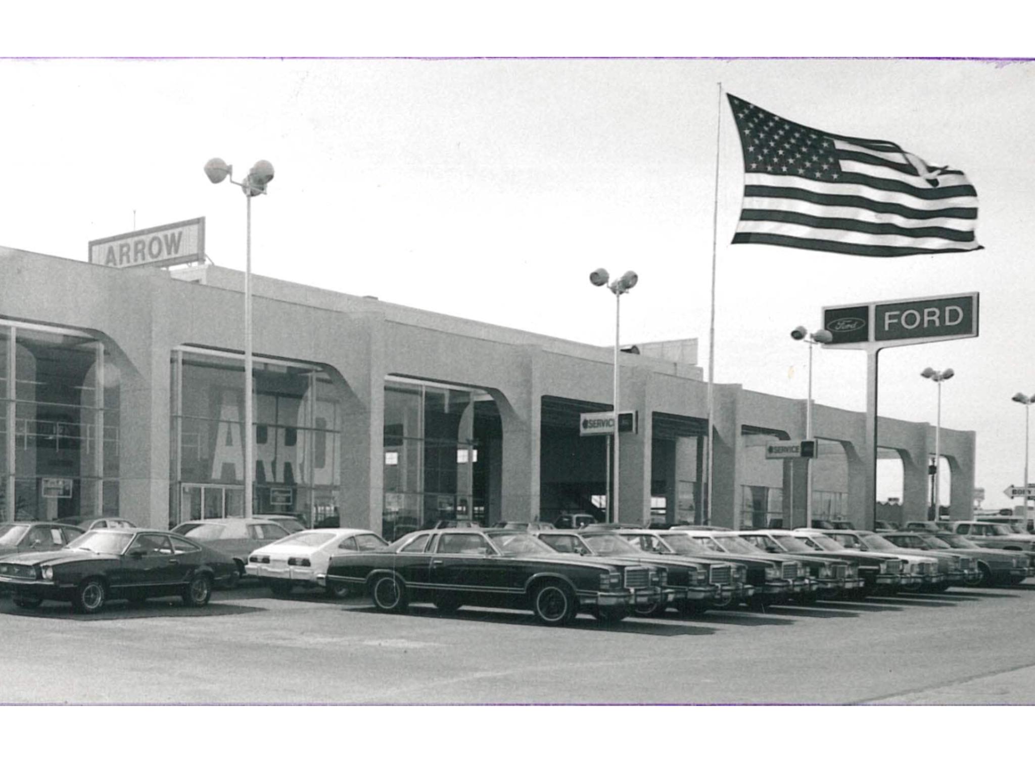 Arrow Ford Abilene >> Arrow Ford Dealership Abilene Texas Vintage Cars Car