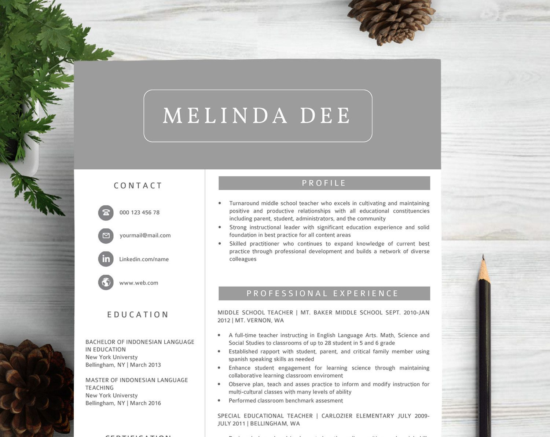 Creative resume resume icons resume design resume