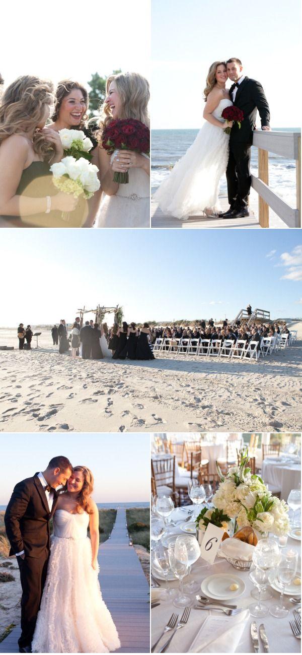 Oceanbleu Wedding By Jason Walz Photography Wedding New York Wedding Beach Wedding