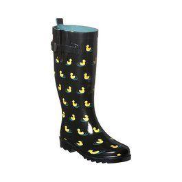 Duckie Rain Boots