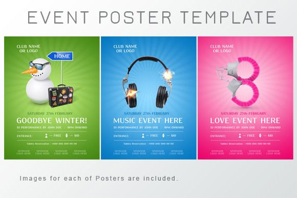 Advertising Poster Templates Paper Origami Poster Template Vector – Advertising Poster Templates