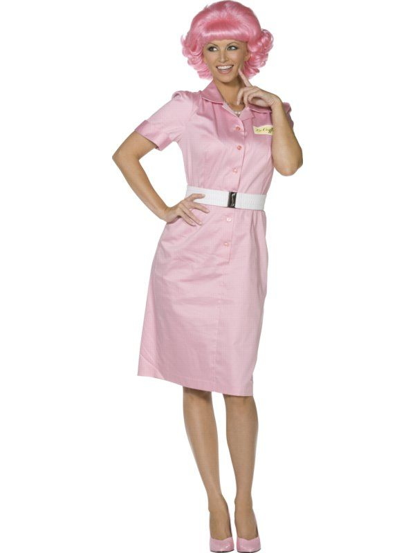 b4c1fadc735 Frenchie from Grease costume