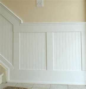 Beadboard Paneling Transforms Laundry Room Laundry Room Makeover Laundry Room Decor Laundry Room Inspiration