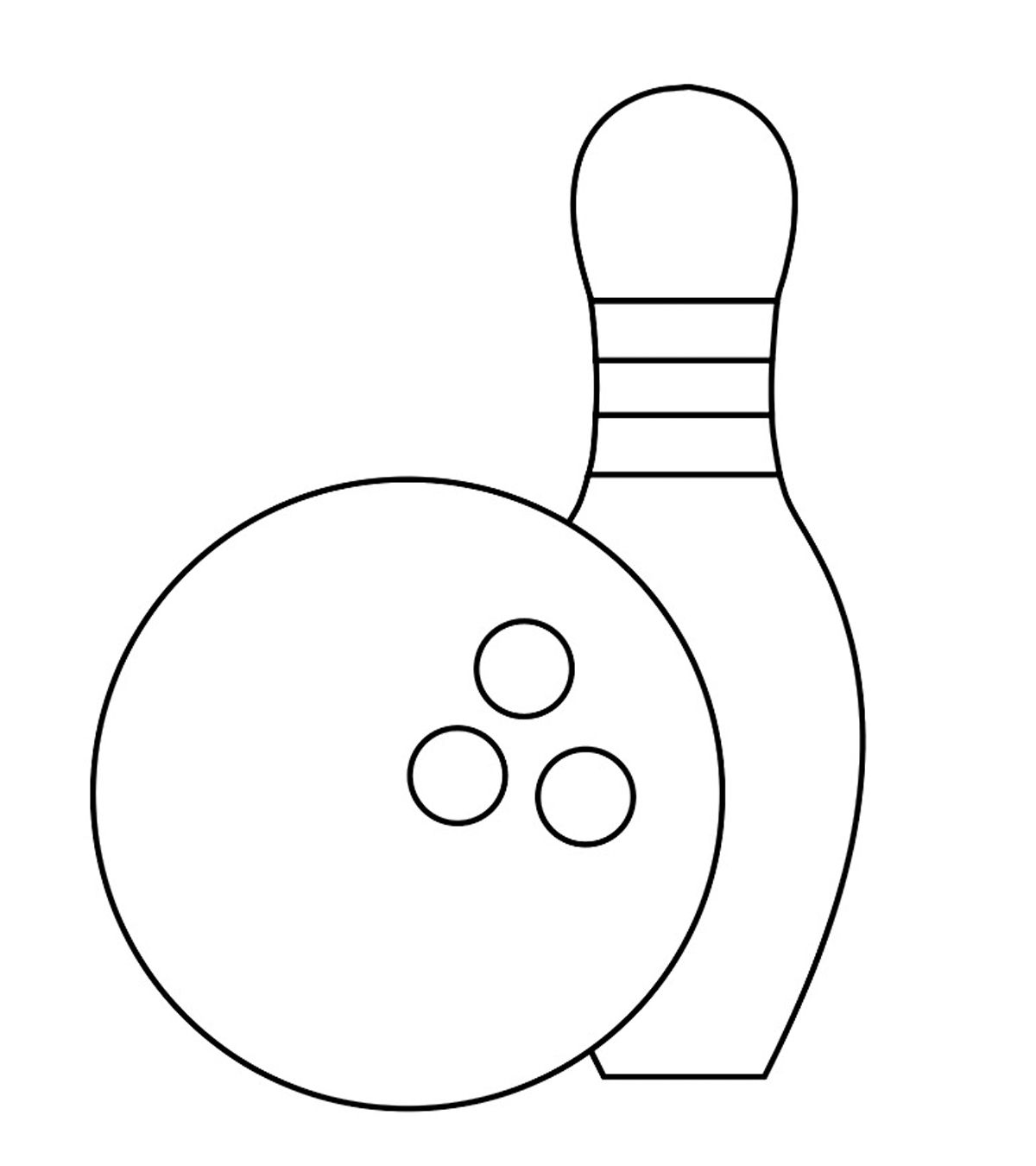 Bowling Coloring Pages Free To Color In 2020 Star Coloring Pages Coloring Pages Free Printable Coloring Pages