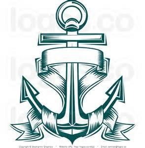 Riviera Gold Anchor Tattoos Ribbon Tattoos Clip Art