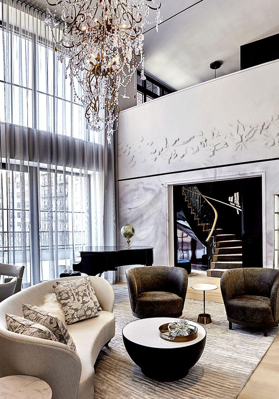 Interior Design By Joe Ginsberg Design 86th Street And Park