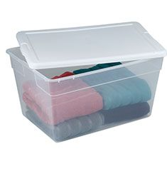 Caja Transparente 58 4 X 41 3 X 31 4 Cm En 2019 Cajas