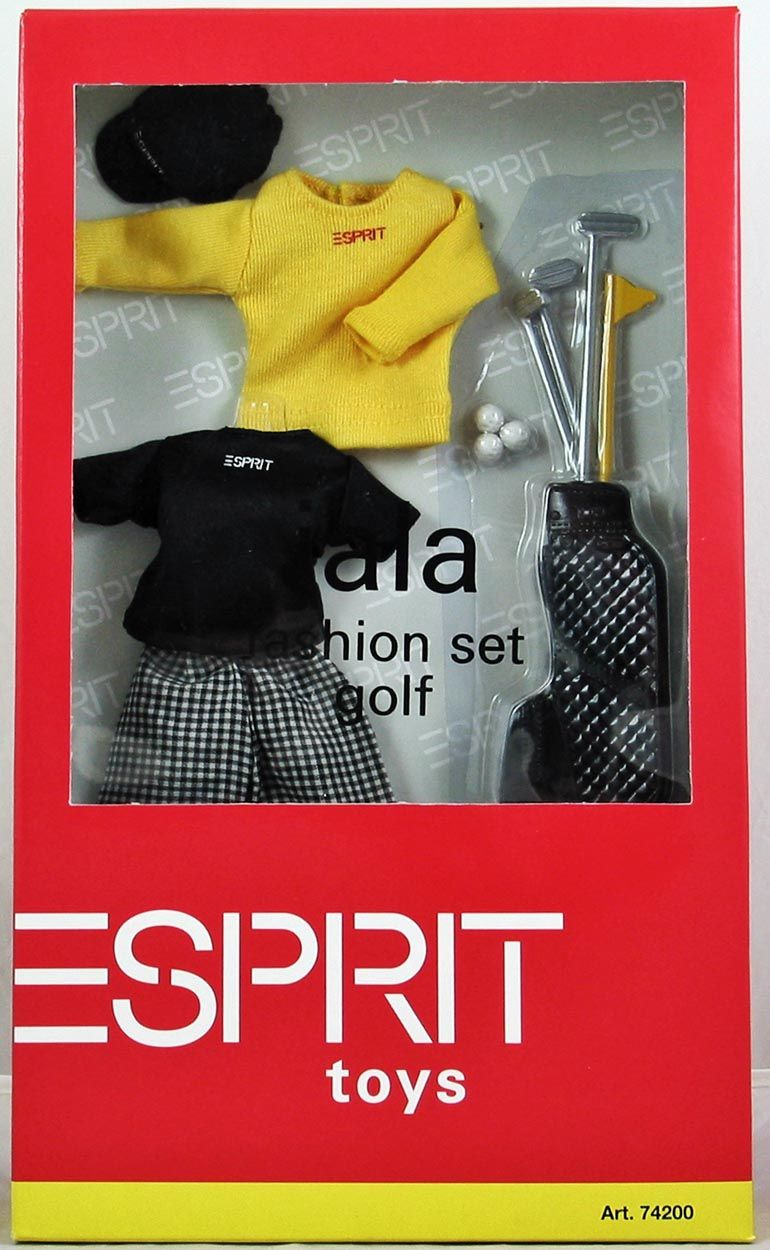 Luxury Jala Esprit Barbie Fashion Set Assorted Styles
