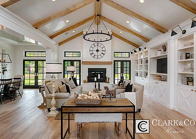 Clark and Co. Homes Interiors