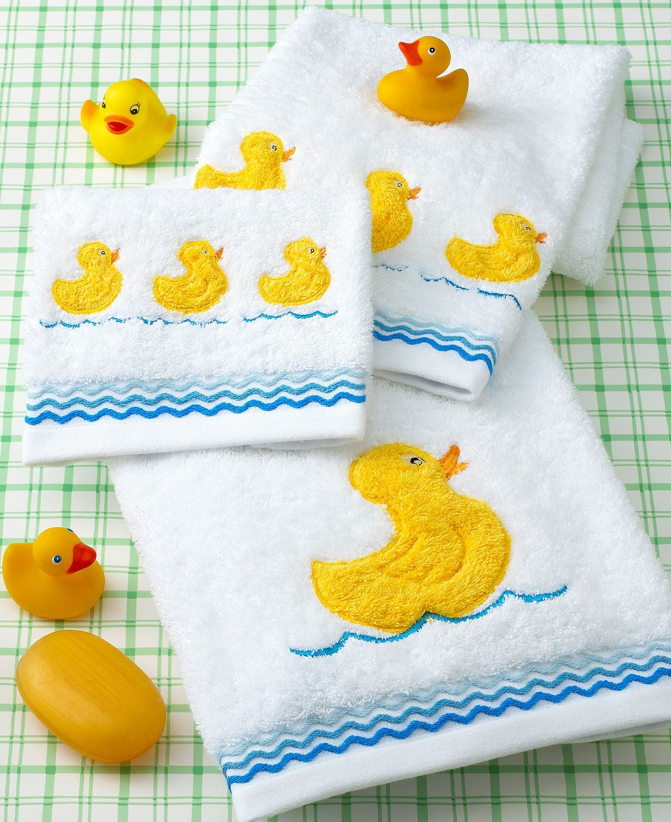 Paradigm Duck Accessories Collection Macy S Duck Bathroom Kid Bathroom Decor Towel Collection