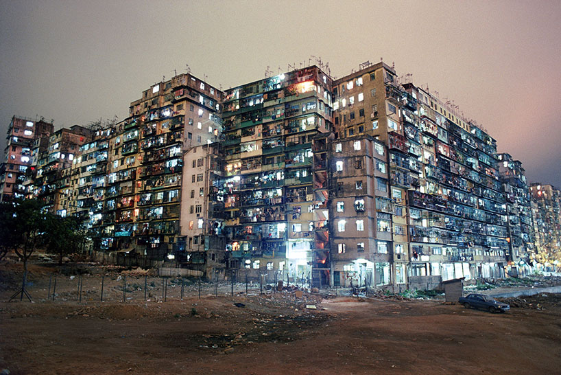 walled city of darkness revisited in hong kong by greg girard + ian lambot