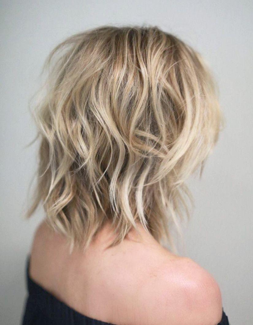 9 schmeichelnde mittlere Frisuren für 9  Frisuren