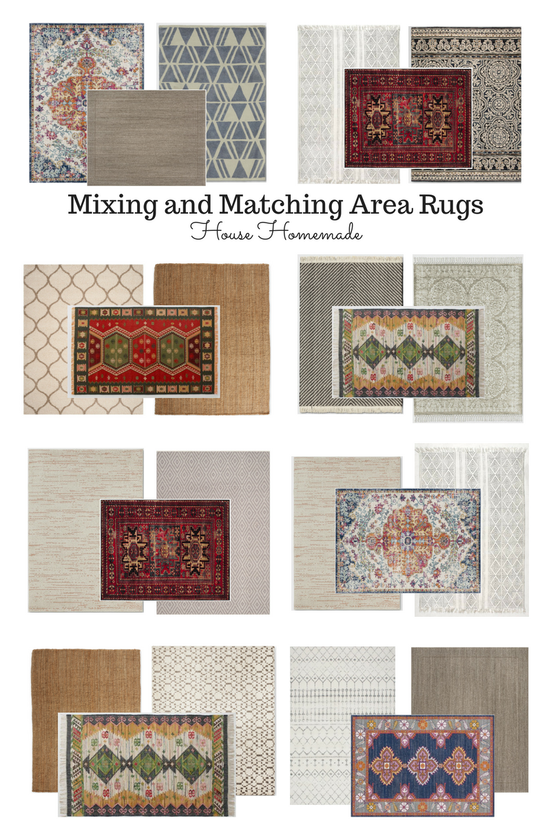 Mixing And Matching Rugs In An Open Floor Plan With Images