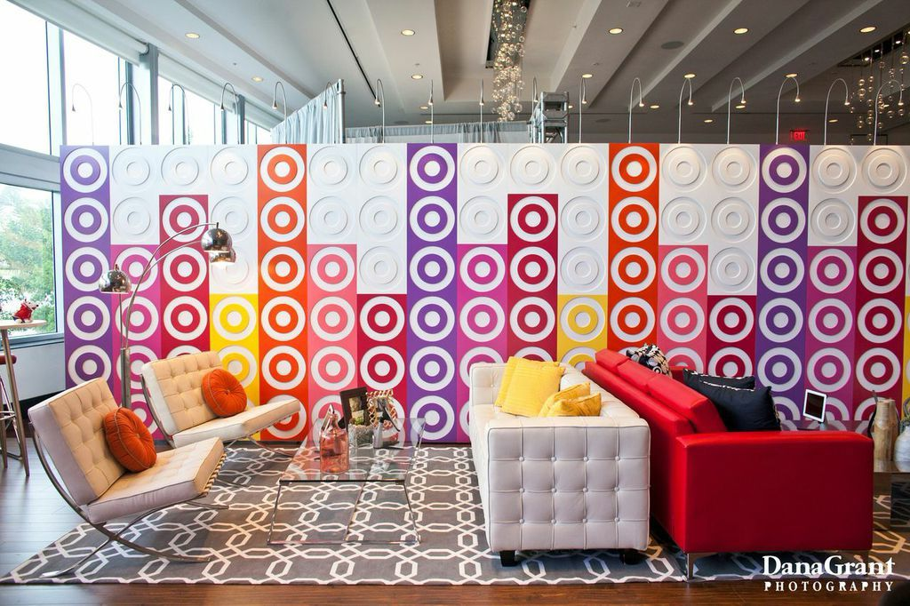 TARGET Pop-Up Sound Experience Lounge @ The Eden Roc Hotel - South ...