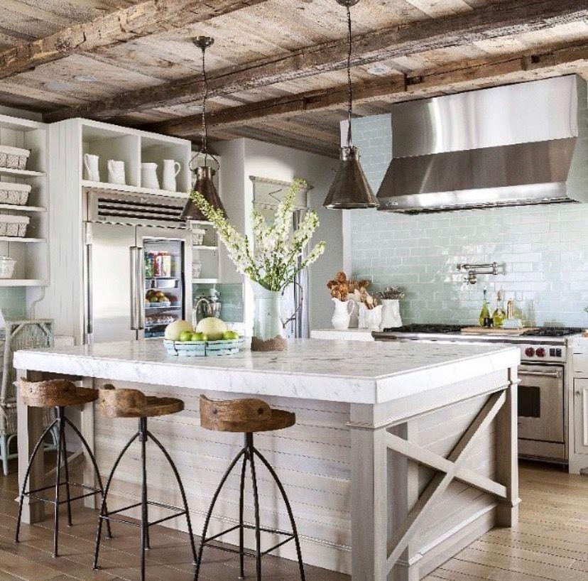 country kitchen storage ideas