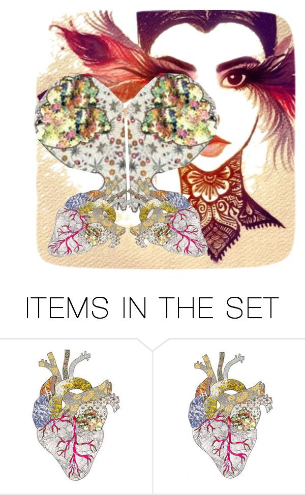 """""""Untitled #2975"""" by diananicoleparsons ❤ liked on Polyvore featuring art"""