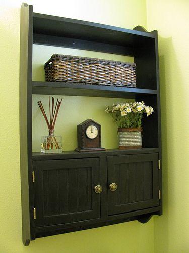 Build A Easy Wall Bookshelf