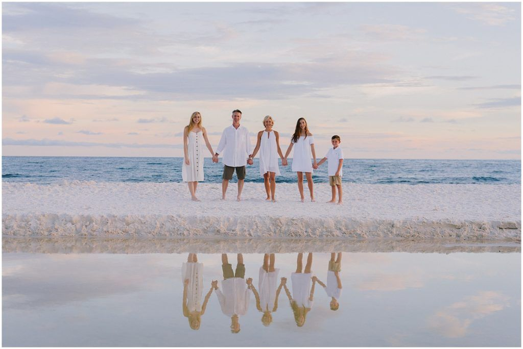Family Pictures In Grayton Beach State Park 30a Florida Pure7 Studios Familypictures Photography