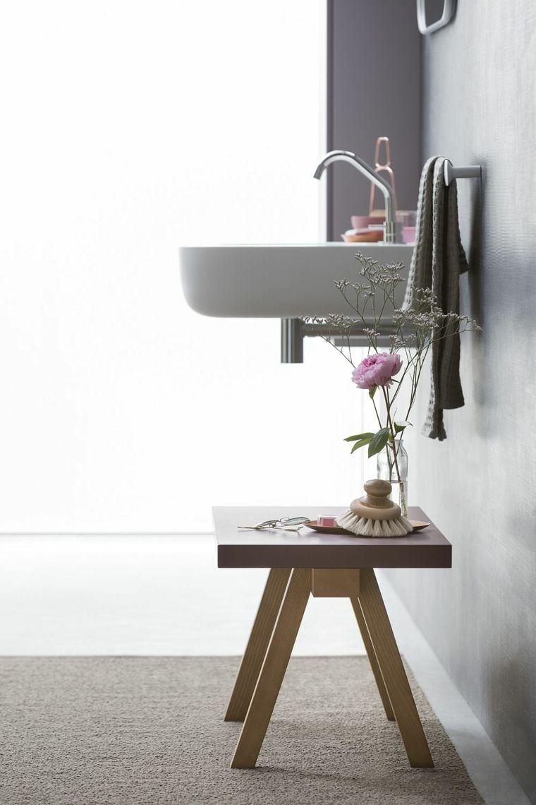 Design von badezimmer kollektion fonte collection und esperanto von rexa design